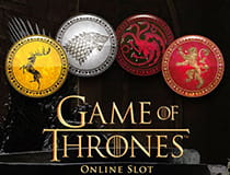 A promotional image for the Game of Thrones slot at Betway casino..