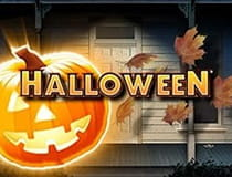 A promotional image for the Halloween slot at Betway casino..