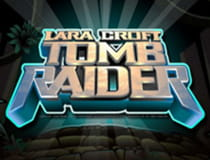 A promotional image for the Tomb Raider slot at Betway casino.