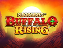 Preview of the Buffalo Rising Megaways slot game.