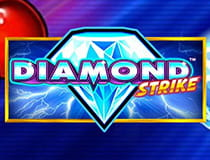 Preview of the Diamond Strike slot game.