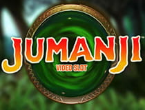 A promotional image for the Jumaji slot at Genesis casino.