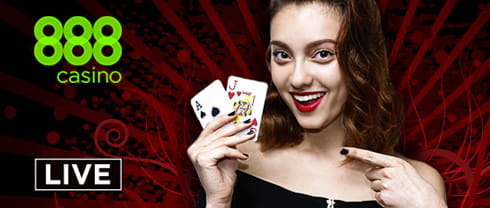 Blackjack promotion 888Xtra - daily special at 888casino