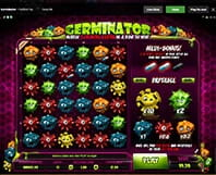 Arcade game Germinator - match the symbols