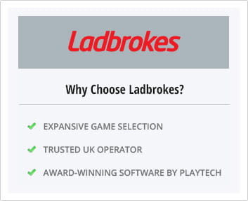 What makes Ladbrokes a good casino