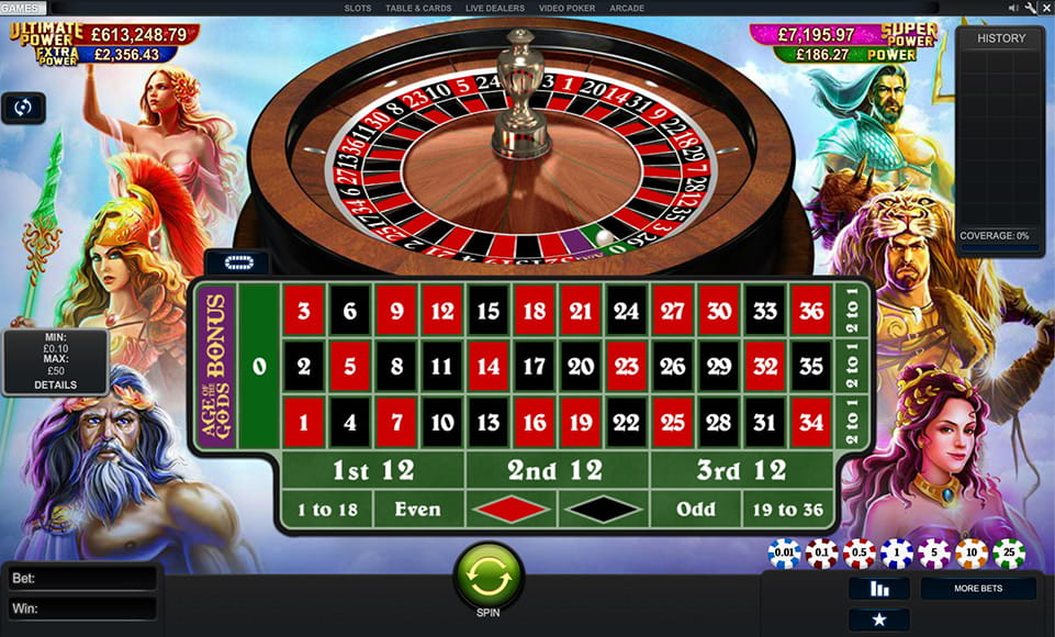 live online casino gaming handy