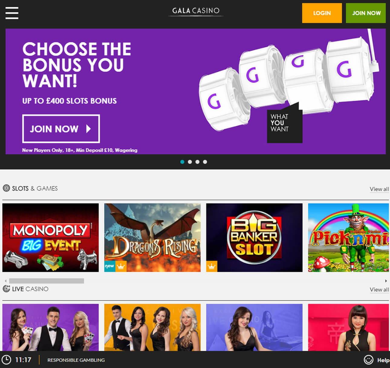 casino gala.com