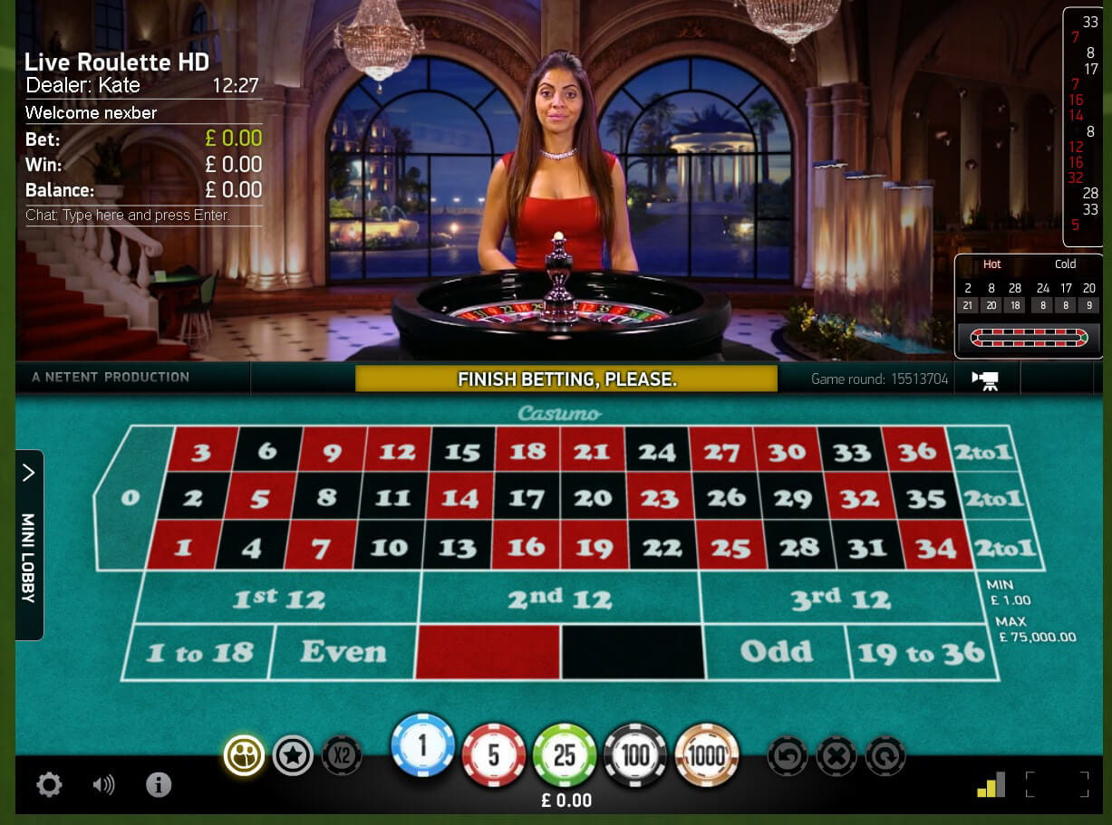 Finding a Great Roulette Online Casino to Play At