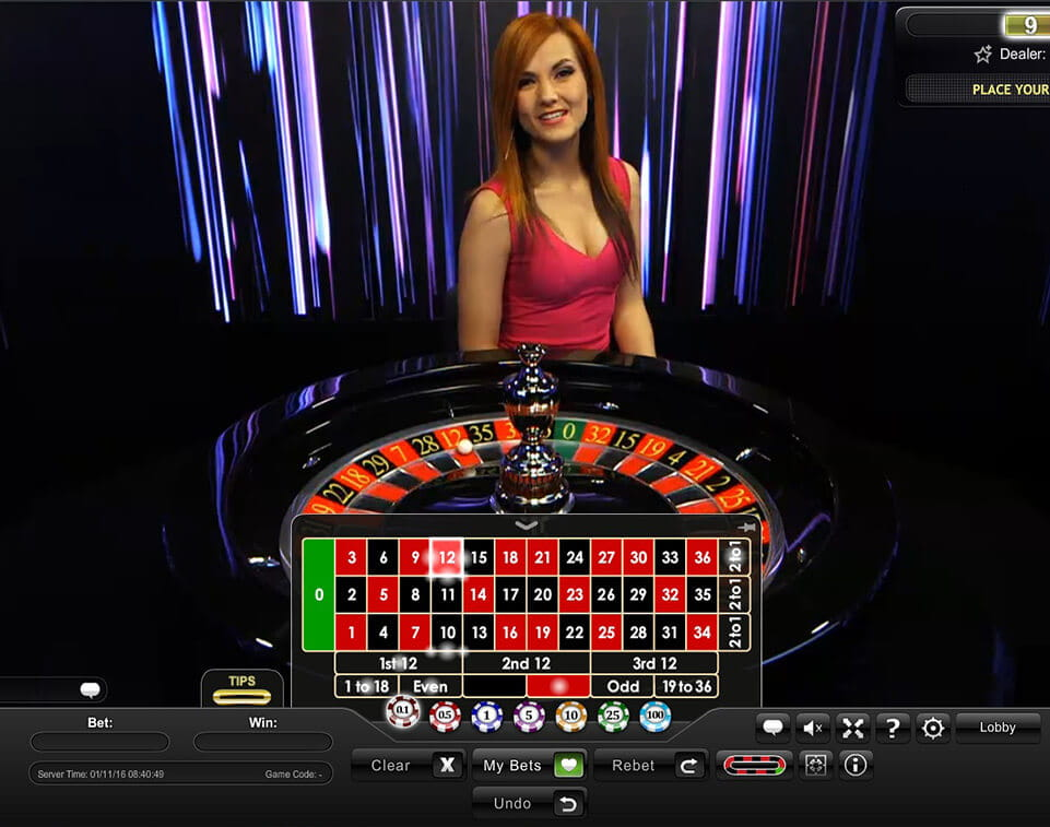 Online roulette best sites