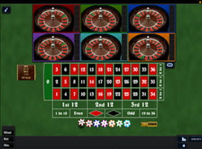 Preview of Multiwheel Roulette at Eurogrand