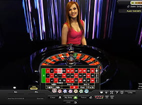 Preview of live Prestige Roulette at Betfair