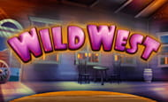 Image showing gameplay from the Wild West slot at Dunder Casino.