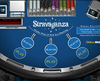 A Stravaganza table at William Hill