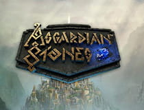 The Asgardian Stones slot at LeoVegas.