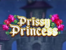 Preview of the Prissy Princess slot game at Dunder Casino.