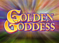 The Golden Goddess logo.