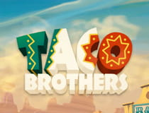 Preview image of the Taco Brothers slot game at Dunder Casino.
